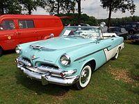 Dodge Kingsway Custom Convertible 1955