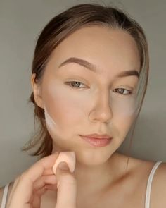 Smoke Eye Makeup, Dewy Makeup, Contour Makeup, Eye Makeup Steps, Face Makeup, Soft Makeup Looks, Simple Makeup, Makeup Looks Tutorial, Glamour Makeup
