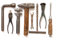 Recycle Old Tools: How To Tune-Up Tools, Make Secondhand Tools Better Than New