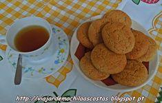 Biscoitos de limão e canela          Ingredientes   Raspas de 2 limões  2 ovos  1 colher de chá bem cheia de canela  1 colher de café de b...
