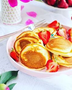 Naleśniki z serem zapiekane w śmietance Pancakes, Breakfast, Food, Diets, Meal, Pancake, Essen, Morning Breakfast, Crepes