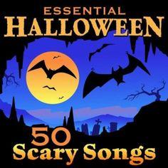 nice Essential Halloween - 50 Scary Songs 9.49