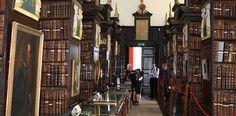 La Biblioteca Marsh, historia en Dublin - http://www.absolutirlanda.com/la-biblioteca-marsh-historia-dublin/
