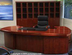 executive desk chicago | CHICAGO Supreme Convertible Executive Desk, The Chicago Classic Desk ...