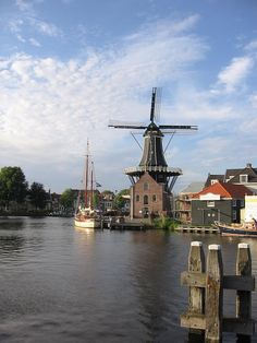 ✮ Windmill in the Netherlands