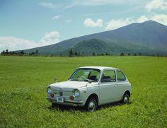 The classic 1969 Subaru R2