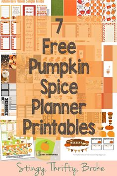 Pumpkin spice season is here! I love fall and everything it brings: changing leaves, colder (but not cold) weather, hoodies and scarves, pumpkin spice and apple cider. To get in the mood, I like to decorate my planner in theme with this wonderful time of the year. I've collected NUMBER of my favorite pumpkin spice … … Continue reading →