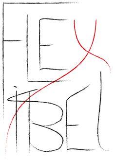 Typografie Floortje Damen