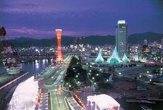 【兵庫県 神戸港】1868年に開港し、世界有数の国際港として発展してきた神戸港。洋品店、映画、ジャズ、パーマなどの発祥の地とされています。アミューズメント要素もたっぷりで、魅力的なウォーターフロントエリアとして、多くの観光客を楽しませてくれます。 http://www.hyogo-tourism.jp/100sen/data/010.html #Hyogo_Japan #Setouchi