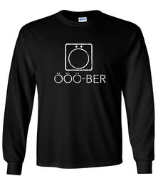 Custom Printed Tshirt of OOO-BER Kirk's Driving Service Gilmore Girls Parody T shirt