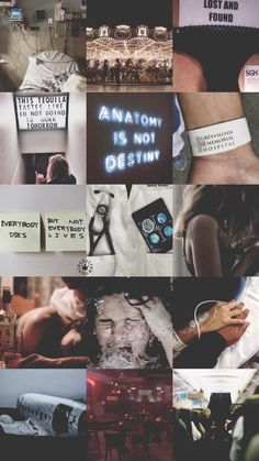Lockscreens || Grey's Anatomy