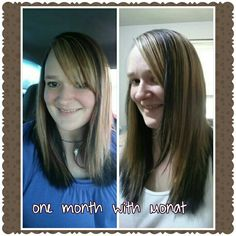 Results with Monat