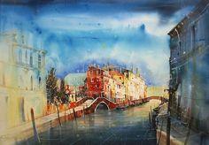 Venedig - Heinz Schweizer