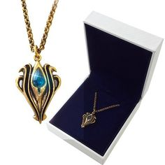 CDJapan : Fire Emblem if / Aqua's Necklace (Swarovski) APPAREL -----> I HAVEN'T EVEN PLAYED FIRE EMBLEM FATES YET BUT I WANT THIS!!!<<<<----- I WANT THIS SO BAD
