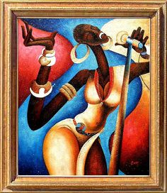 Diva - Hand Painted Oil on Canvas Jazz Painting, Jazz Musicians, African American Art, Best Investments, Oil On Canvas, Bing Images, Hand Painted, Abstract, Diva