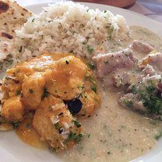 Indian Lunch @ Flor De Loto