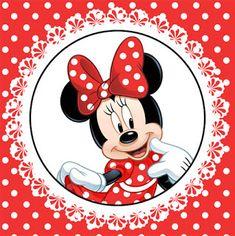 Minnie Baby, Mickey Mouse Birthday, Baby Disney, Disney Mickey, Minnie Mouse Stickers, Minnie Mouse Cake, Cupcakes Mickey, Disney Cards, Mickey Mouse And Friends