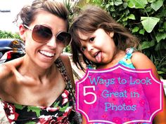 Let me Take a Selfie ! 5 Ways to Look Great in Photos