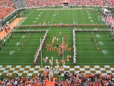 Tennessee Vols Traditions- The Power T