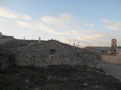 Casas de San Galindo. Construcciones típicas