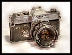 Canon FTb QL - 1971 .:: HDR ::. | Flickr - Photo Sharing!