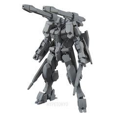 Mobile Suit Gundam Iron-Blooded Orphans High Grade 1/144 Plastic Model : Gundam Flauros (Tentative Name)