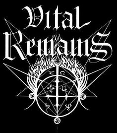Vital Remains - Underground Death Metal band from Providence, Rhode Island. Their reputation in the underground metal scene is well deserved as these guys never let up on the brutality that came to be known as their stock trade.