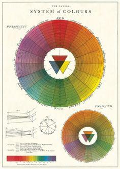 Poster - System of Colors i gruppen NYHETER! hos Reforma Sthlm  (WRAP_CW)