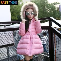 d88a275fe girls winter coat