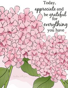 Appreciate Everything You Have by RoseHillDesignStudio on Etsy
