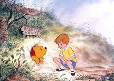 Winnie the Pooh - A. Milne character first animated by Disney artists in Winnie the Pooh and the Honey Tree Pooh And Piglet Quotes, Winnie The Pooh Friends, Disney Winnie The Pooh, Disney Movie Rewards, Disney Movies, Disney Stuff, Pooh Bear, Tigger, Tao Of Pooh