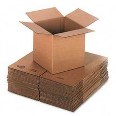Universal Products Corrugated Kraft Fixed-Depth Shipping Carton, H x W x D) Art Classroom, Classroom Organization, Classroom Management, Classroom Ideas, Vegetable Packaging, Burlap Bags, Moving Boxes, Carton Box, Shipping Boxes