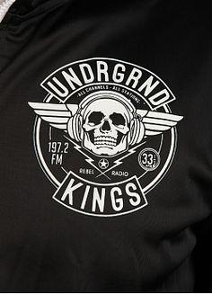 Underground Airplay Corrupting Minds Jacket - Marc Ecko Enterprises #ecko #mens #Style