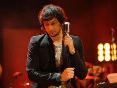 León Larregui, vocalista de la reconocida banda mexicana Zoé y compositor de importantes canciones como 'Nada', 'Soñé' y 'Labios Rotos'.