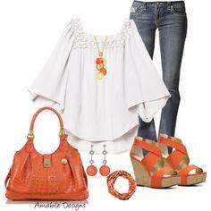 Orange Accents :)