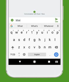 Google Gboard just got more interesting, with new feature to improve and make conversation faster. The new feature will suggest phrases, instead of just wo