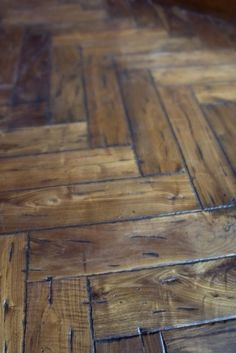 Cool Wood Floor by StarScream29