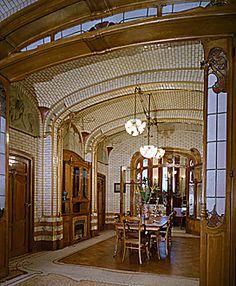 Victor Horta- Brussels, Belgium
