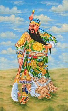 kuan kung poster - Buscar con Google