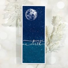 Creativity Within : Impression Obsession: Slim Scenes Cling Scenes Release Hop Day 2 Impression Obsession Cards, Gift Certificates, My Stamp, Night Skies, I Card, Christmas Cards, Slim, Creativity, Day