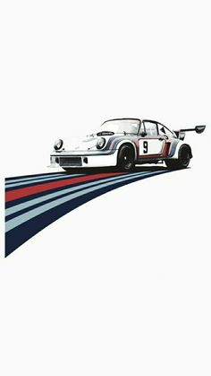 - My best classic car list Auto Poster, Car Posters, Street Racing Cars, Car Backgrounds, Martini Racing, Best Classic Cars, Porsche Carrera, Porsche Cars, Car Drawings