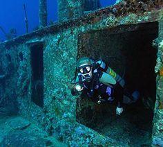 #Diving Maria La Gorda Pinar del Rio #Cuba El Colony