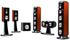 Expensive house speakers powerful
