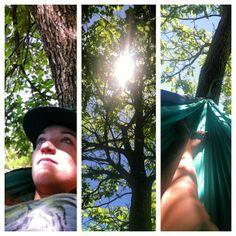 Stop. Hammock time. #hammock #lazy #summer #shade #boulder #colorado   via @Ali Dorato