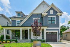4510 Maple Avenue - Bethesda, Maryland Real Estate - Jeremy Lichtenstein - Front Elevation