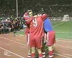 Weltcupgewinner Bayern München 2001