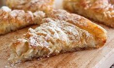 Πατσαβουροπιτα γλυκια με γαλα καρυδας
