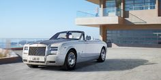 Cars & Life | Cars Fashion Lifestyle Blog: Rolls Royce Phantom Drophead Coupe for Summer