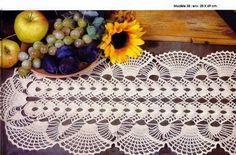 Los tejidos de crochet: