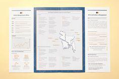 KOICA Bangladesh Office _리플렛 - 그래픽 디자인, 브랜딩/편집